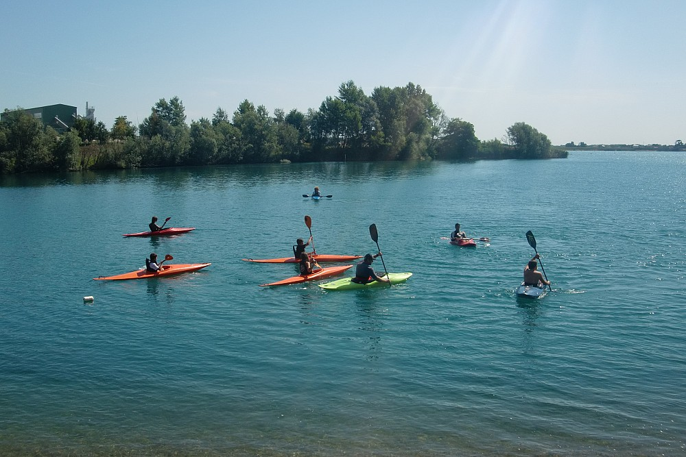 Doživi Pomurje ob Soboškem jezeru